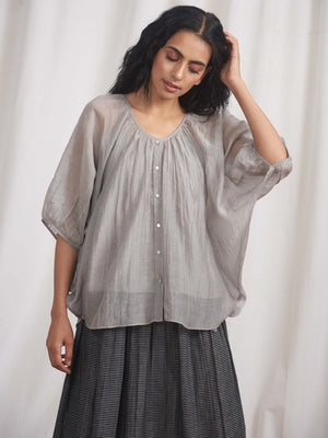 Midnight Stories Blouse - BunaStudio