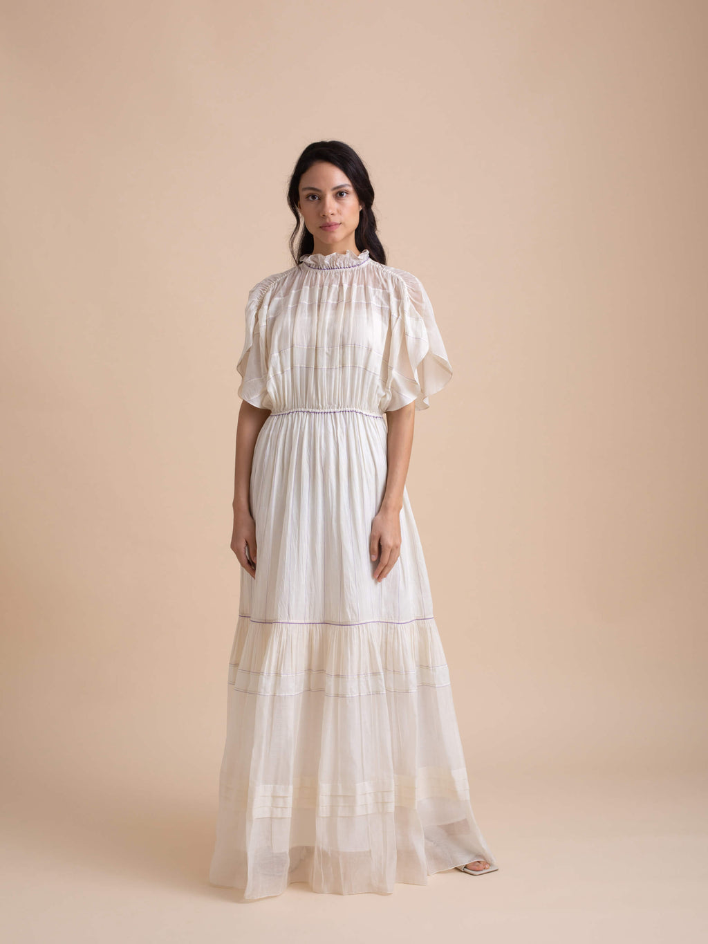 Olio Maxi Dress - BunaStudio