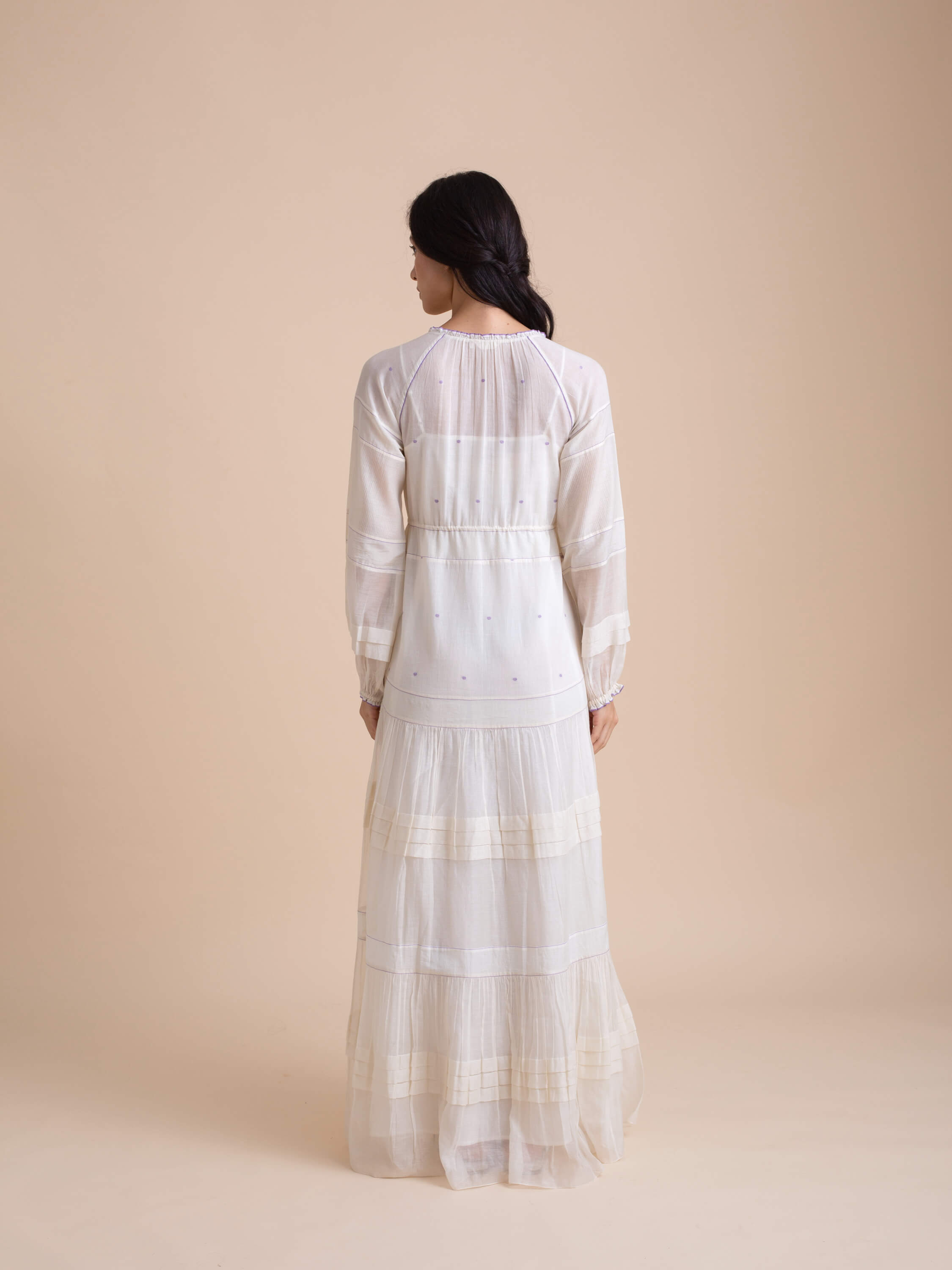 Potpourri Maxi Dress - BunaStudio
