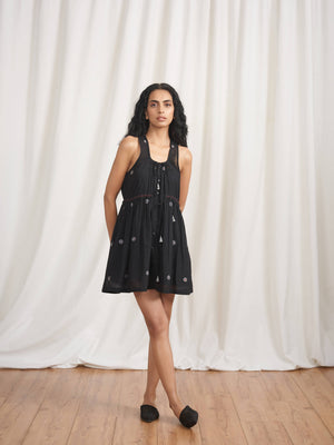 Star Gazer Mini Dress - BunaStudio