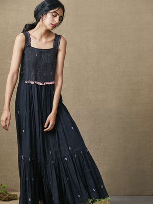Starry Night Dress - BunaStudio