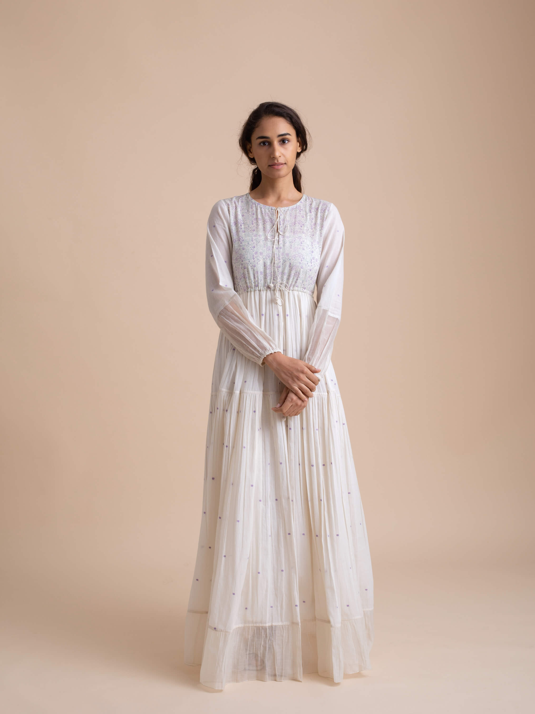 Vine Maxi Dress - BunaStudio