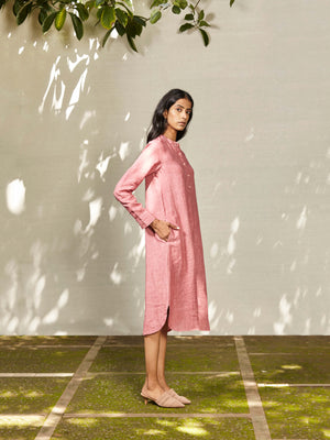 Clover Shirt Dress - BunaStudio