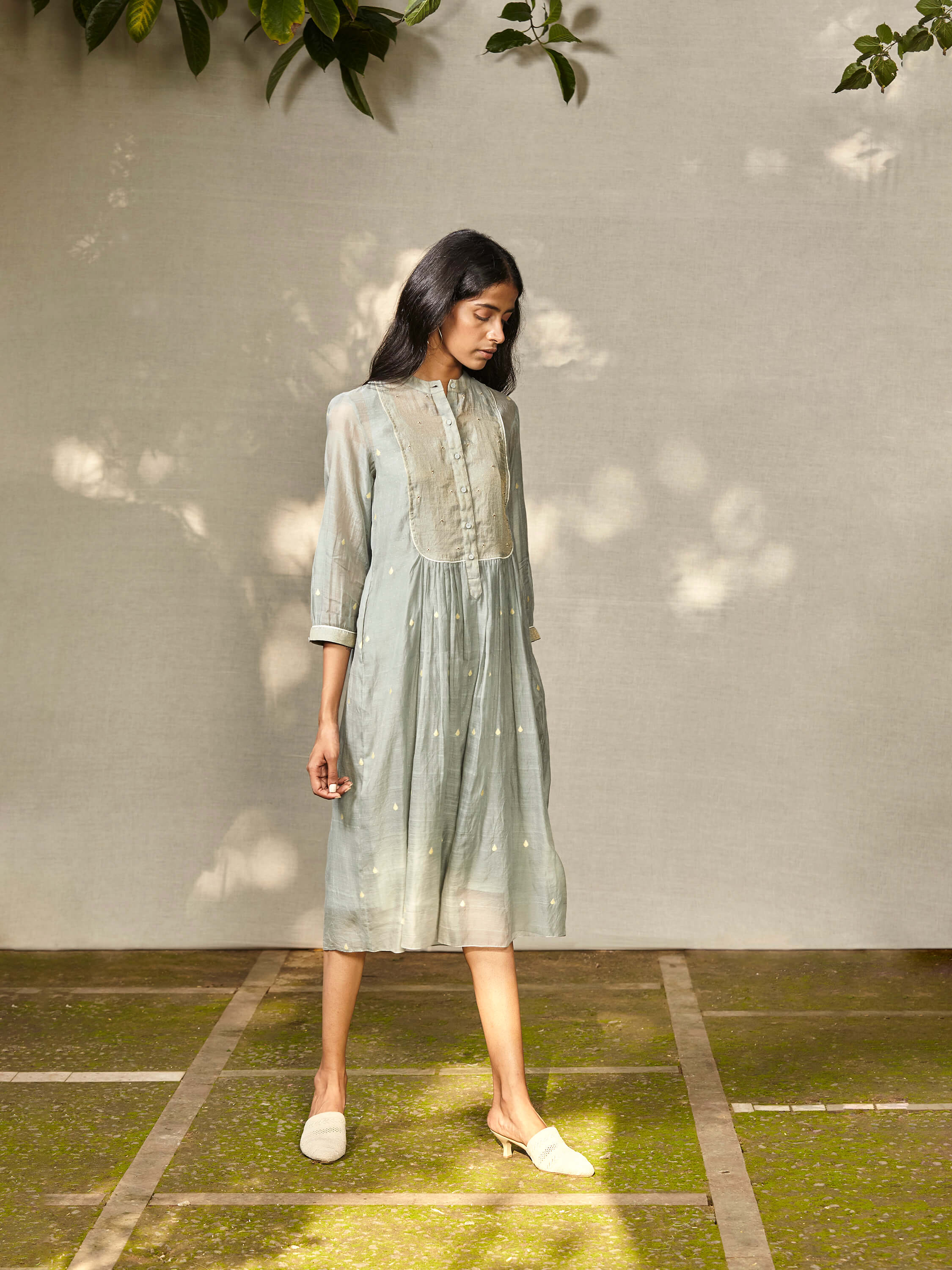 Raindrops Dress - BunaStudio