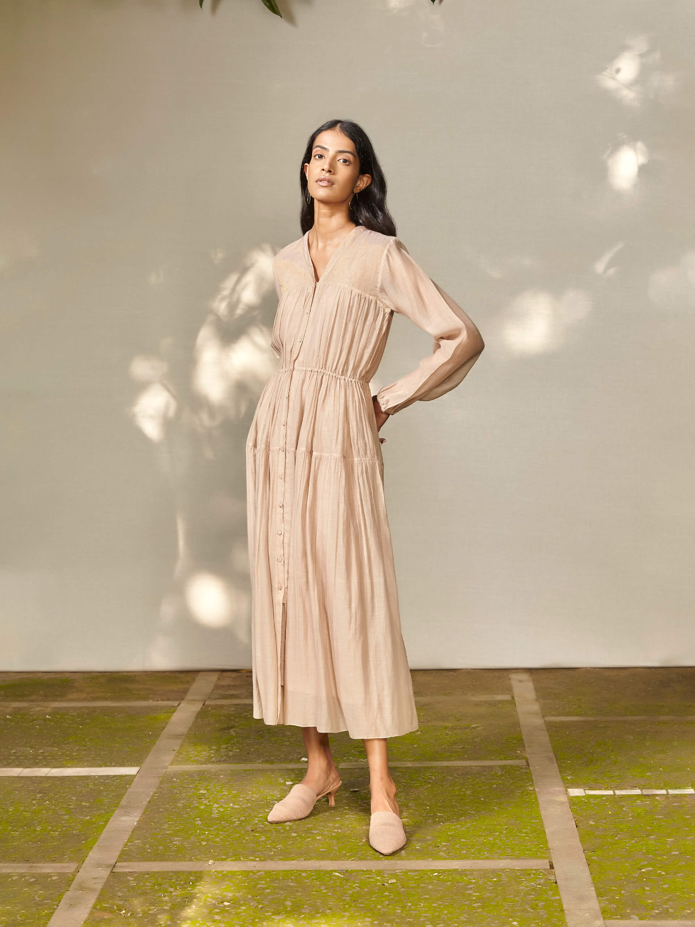 Sunset on The Nile Dress - BunaStudio