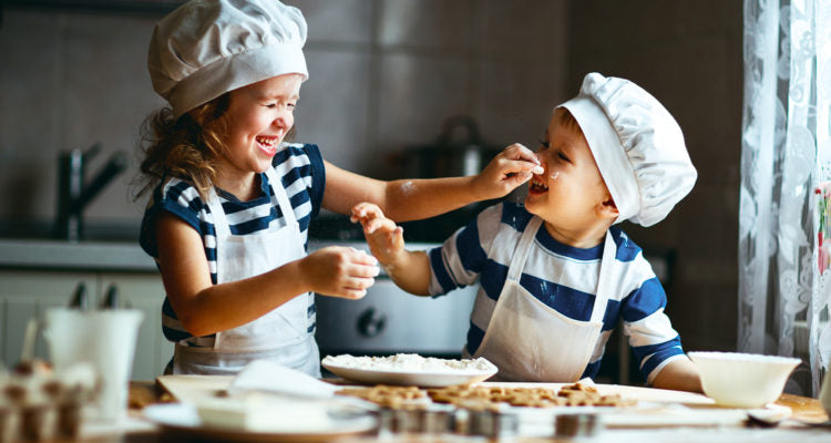 Why Baking is Good for Kids
