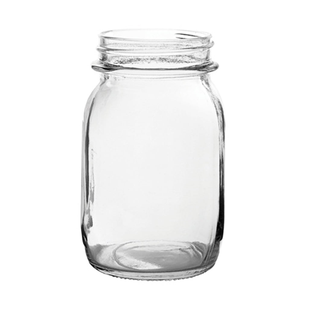 Original Drinking Jam Jar 56cl Glass