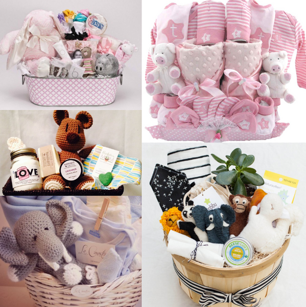 Baby Shower Gift Baskets - Practical But Perfect