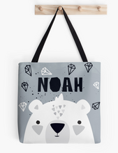 Polar Bear — Tote Bag / Pick and Name it