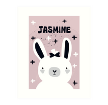 Bunny — Art Print / Pick and Name it