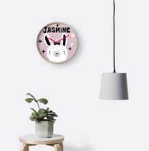 Bunny — Wall Clock / Pick and Name it