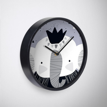 Baby Elephant — Wall Clock
