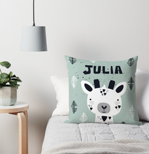 Tiny Giraffe — Cushion / Pick and Name it