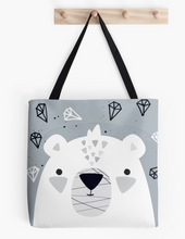 Polar Bear — Tote Bag
