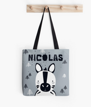 Little Zebra — Tote Bag / Pick and Name it
