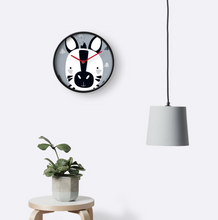 Little Zebra — Wall Clock
