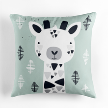Tiny Giraffe — Cushion