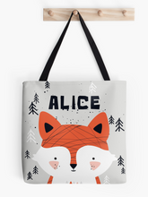 Baby Fox — Tote Bag / Pick and Name it