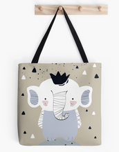 Baby Elephant — Tote Bag