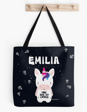 Baby Unicorn — Tote Bag / Pick and Name it