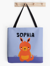 Baby Kangaroo — Tote Bag / Pick & Name it