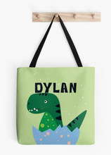 Baby T-Rex — Tote Bag / Pick and Name it