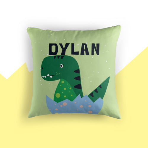 Baby TRex — Cushion / Pick and Name it