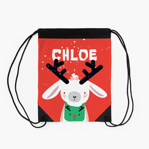 XMAS Baby Bunny — Christmas Sack / Pick and Name it