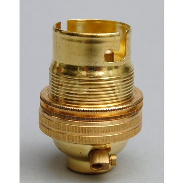 Brass Bulb Holder - 3003E