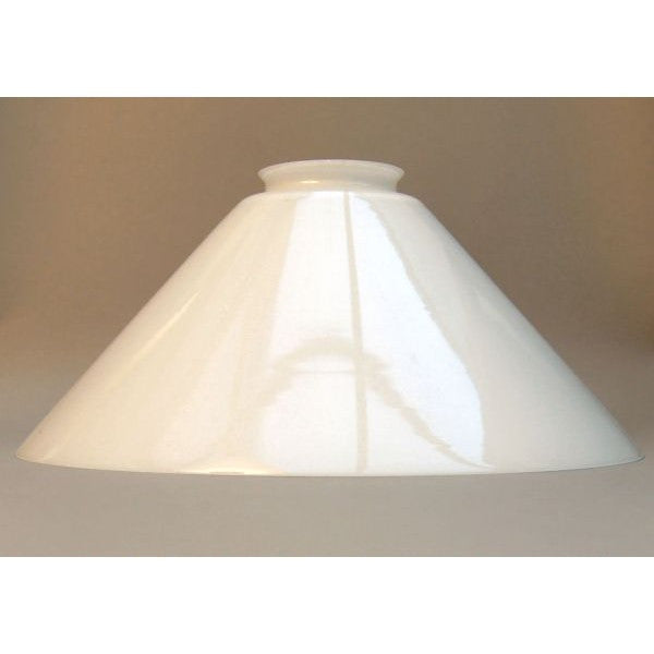 Medium Opal Glass Coolie Light Shade - 730513