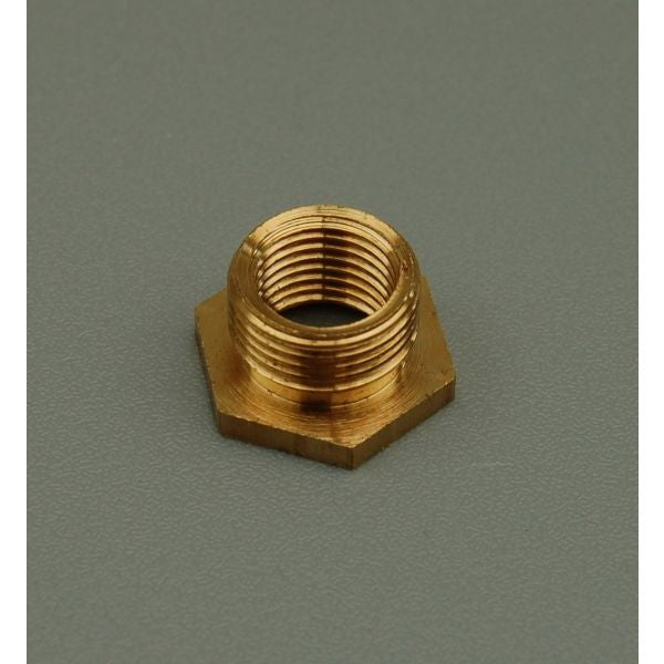 Reduction Bush - ½' to 10mm Hex Nut - 3080