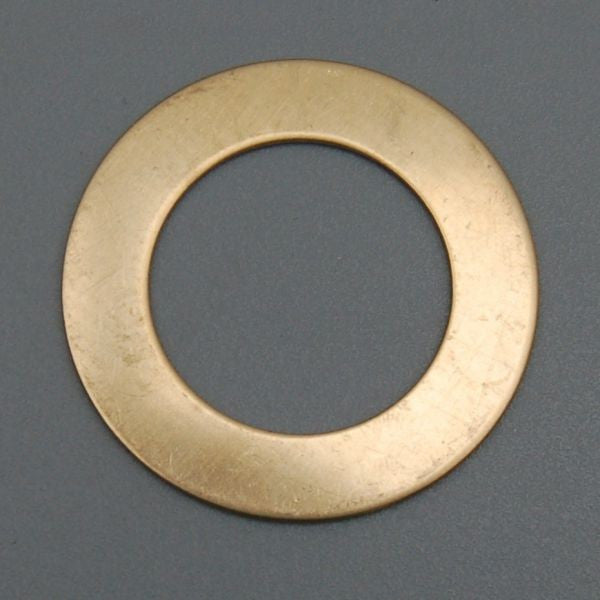 Lamp Shade Reducer Ring - Polished Brass - 288504