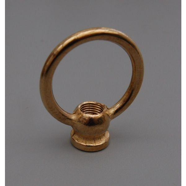 Brass Hook Ring Large 42mm - 9218