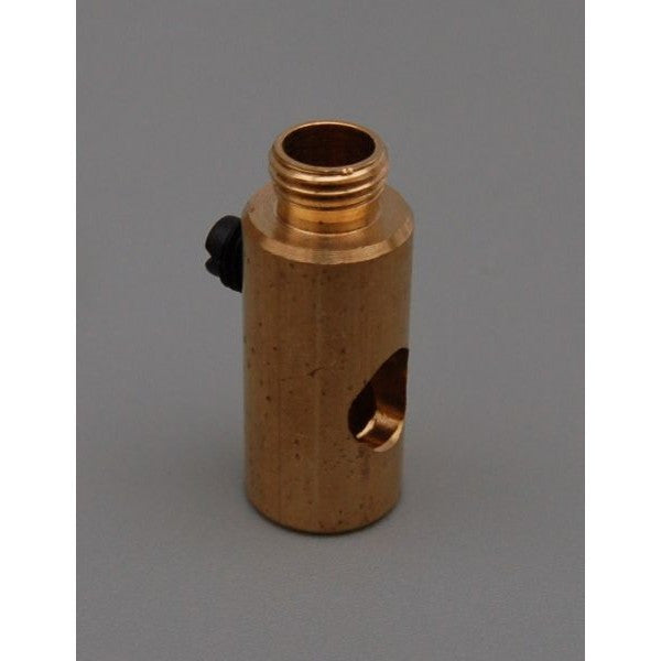 Brass Male/Female 10mm Cord Grip Connector - 3201