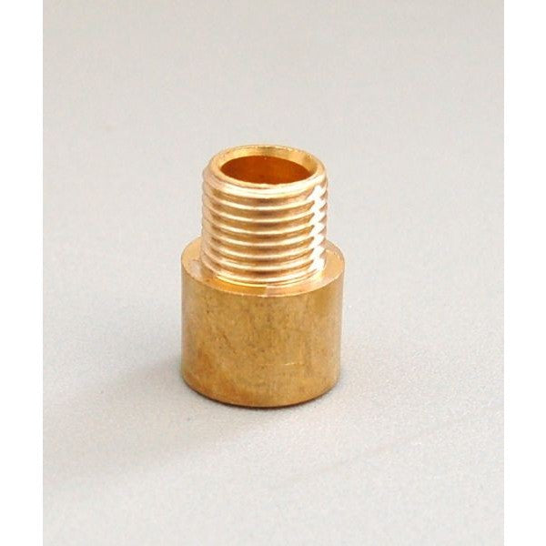 Brass Reduction Bush - 11mm Male - 10mm Female Thread