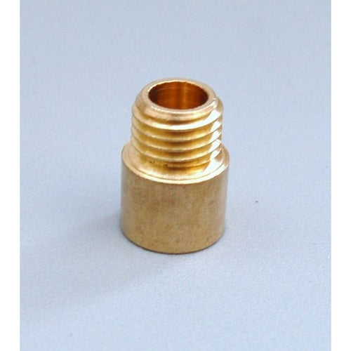 Brass Reduction Bush - 10mm Male - 11mm Female Thread