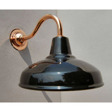 Industrial Wall Light Copper 30S-WLCFGN