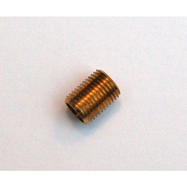 Brass Allthread Nipple - 10mm x 13mm - 7041