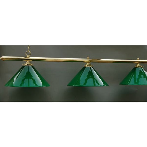 Period Style Snooker Light Four Light
