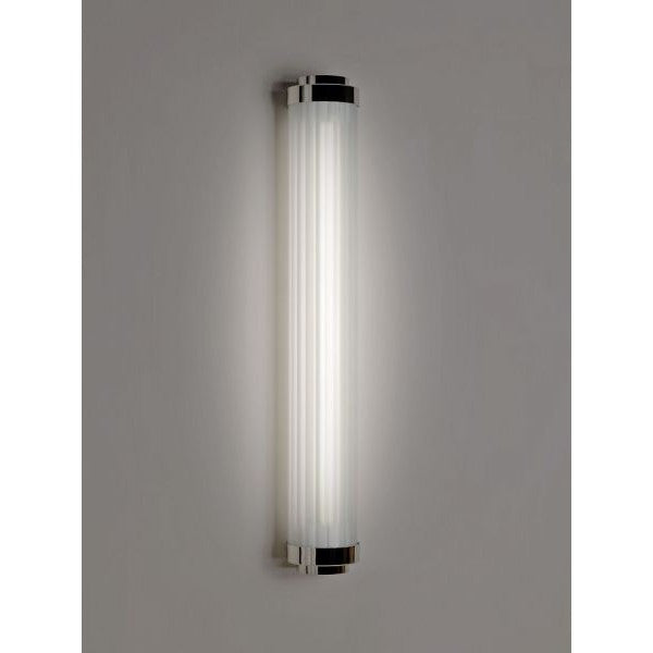 1930's Style Cinema Pillar Light - Frosted - 30-S-PLF-LED - IP44 Rated