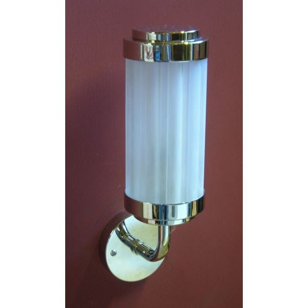 Art Deco Pillar Wall Bracket Light - 30S-BPWL