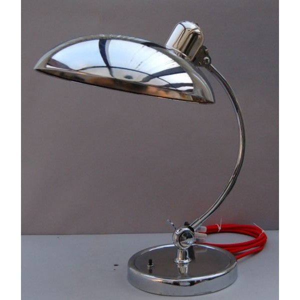 Kaiser Idell Table Lamp Rewire Art Deco Lighting Company