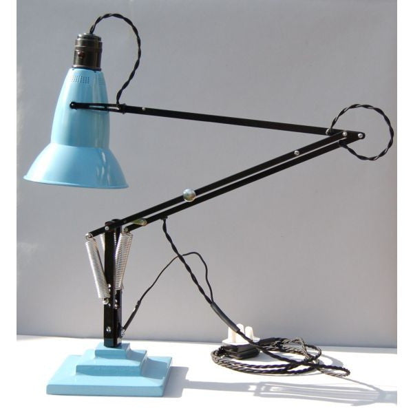Another Client Commission Early Anglepoise Restoration
