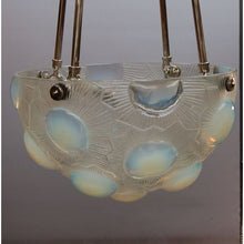 Lalique Glass Bowl Plafonnier Light Fixture