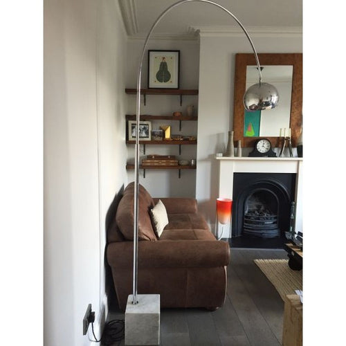 1960's Arc Lamp Restoration & Rewire