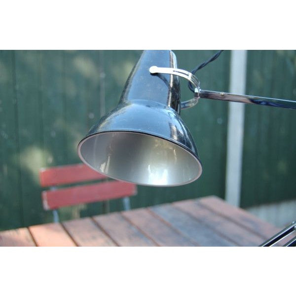 Rare 3 Stepped base 1227 Anglepoise Lamp