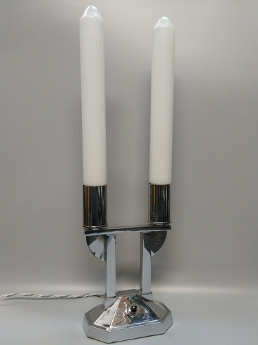 1930's Modernist Table Lamp