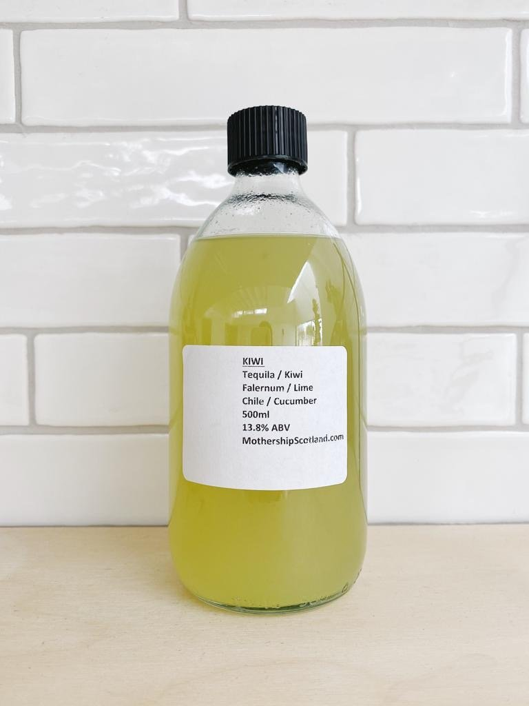 Kiwi - 500ml Bottled Cocktail