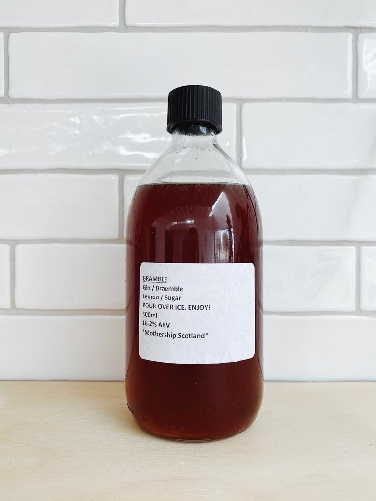 Bramble - 500ml Bottled Cocktail