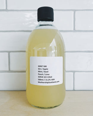 Mint 500 - 500ml bottled cocktail
